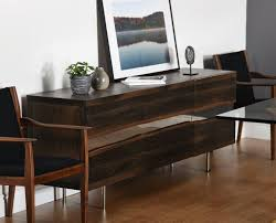 Sorrento Desk Nuevo Living Sorrento Live Edge Buffet Free Shipping
