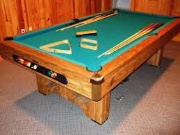 brunswick brighton pool table transport a brighton by brunswick slate top pool billiard tabl to