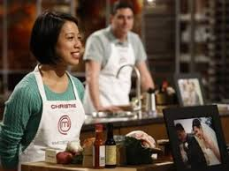 Christine Blind Masterchef Houston U0027s Blind Chef Opens Up About Being A Reality Tv