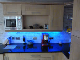 under cabinet led strip colour changing led strip perfect for your under kitchen cabinet