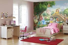 Girls Bedroom Wall Murals Barbie Mermaid Girls Room Wallpaper