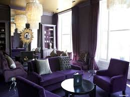 fascinating purple living cool purple living room home design ideas