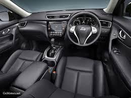 car picker nissan x trail interior images