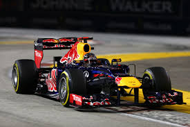 renault singapore red bull f1 team