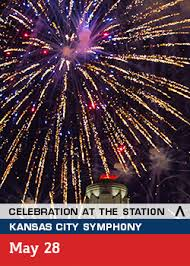 kansas city symphony s bank of america celebration at the station