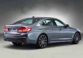 2017 bmw 5 series photos leaked giving us our first look at the