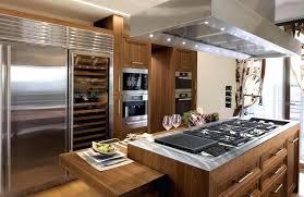cuisine bois inox cuisine moderne en bois massif cuisine bois massif moderne cuisine