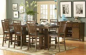 Tall Dining Room Sets by Great Counter Height Dining Table Sets