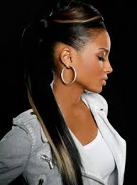 weave ponytails ponytail hairstyles for black hair with weave ponytail bangs