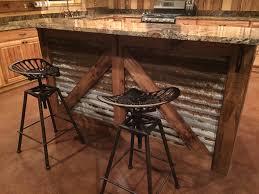 rustic kitchen island ideas pleasing rustic kitchen island with bar stools shining kitchen