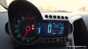 Chevrolet Sonic Interior 2012 Chevy Sonic Ltz Turbo Interior Gauges Picture Courtesy Of