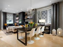 5 fresh dining room layout ideas hgtv for dining room setup