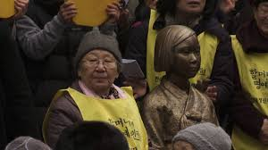 Japanese Comfort Women Stories Survivors Of Japanese Army Slavery In The Apology Want Their