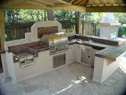 rustic outdoor kitchen ideas kitchen ideas for outdoor kitchens contemporary fantastic design
