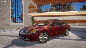 nissan altima modified gta gaming archive