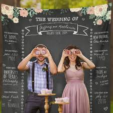 photo booth wedding custom wedding booth chalkboard etsy wedding decor popsugar