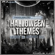 halloween textures cinematic samples halloween themes sfx dubstep loops special fx