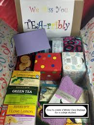College Care Package How To Create A Winter Care Package For A College Student