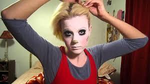 Kitty Halloween Makeup by Hello Kitty Halloween Makeup Hair And Costume Tutorial Youtube