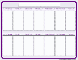 calendar template by week blank calendar design 2017