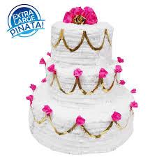 wedding cake pinata large wedding cake pinata toys