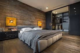 Bedroom Loft Design High End Bachelor Pad Design Stunning Loft In Kiev By