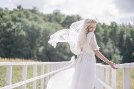 wedding dresses designers 7 sustainable wedding dress designers eluxe magazine