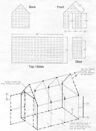 A Frame House Plans Free Pvc Greenhouse Plans