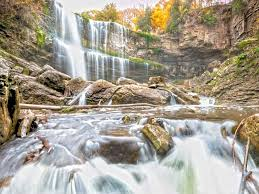 waterfalls images Just 50 miles from niagara falls lies the true waterfall capital jpg