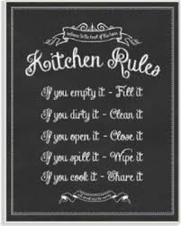 kitchen wall plaques hot sale stupell kitchen chalkboard vintage sign wall