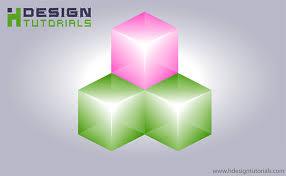 tutorial illustrator glass create a glass cube in adobe illustrator