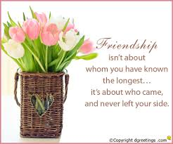 friendship cards friendship quotes card