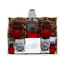 bourbon gift basket gift baskets kentucky branded