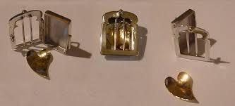 box lockets box and locket silver work class at mcsj