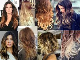 ombre hair growing out best going out hairstyles fade haircut