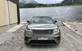 2018 range rover velar a distinguished off roader picture