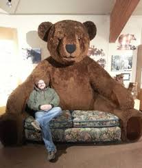 awesome couches huge teddy bear couch 10 most awesome couches