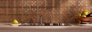 Copper Backsplash Tiles For Kitchen Copper Tile Backsplash Photo Id P Item Ba With Copper Tile