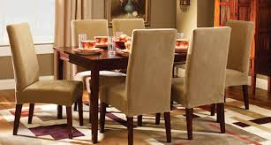 dining room chair slipcovers dining room chair with arms