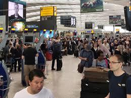 british airways black friday british airways cancels all flights from gatwick and heathrow amid