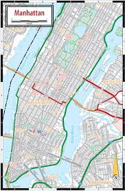 Nyc City Map Popular 216 List Map Of Manhattan