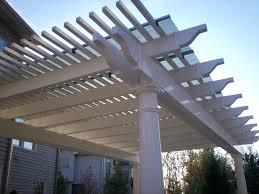pergola designs st louis decks screened porches pergolas by