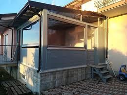 veranda vetro veranda esterna chiusa legno vetro prestazioni e vantaggi