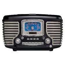 electric am fm radio target