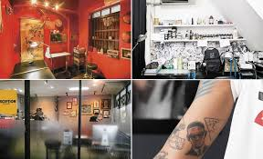 the best tattoo studios in bangkok bk magazine online
