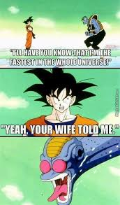 Goku Memes - goku memes best collection of funny goku pictures