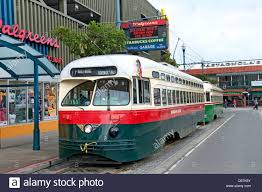 San Francisco Tram Map by San Francisco Trams Stock Photos U0026 San Francisco Trams Stock