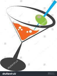 martini clipart no background martini stock vector 62989627 shutterstock