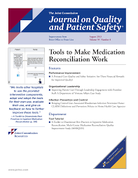 a toolkit to disseminate best practices in inpatient medication