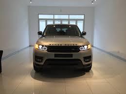 champagne range rover 2017 range rover sport tdv6 dynamic aruba color interior tan youtube